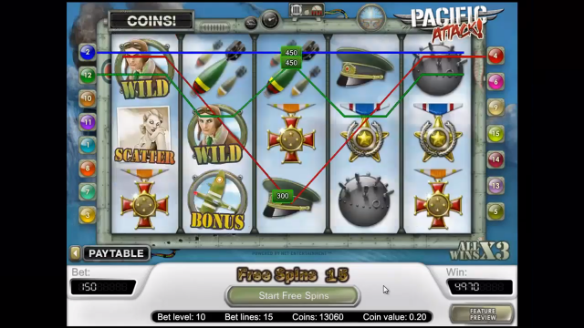 Pacific Attack 7