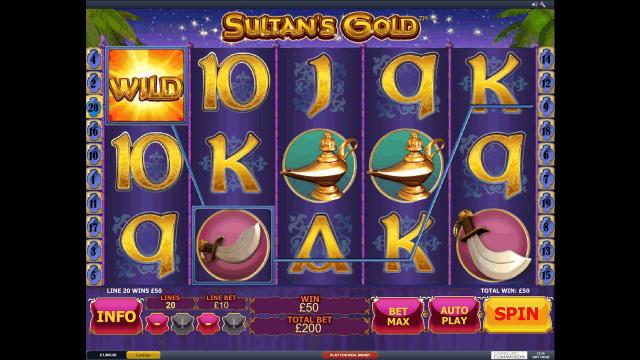 Sultan's Gold 8