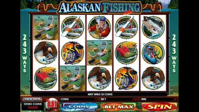 Alaskan Fishing 4