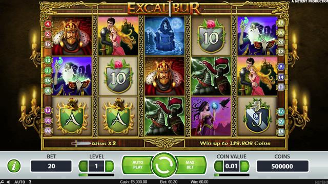 Excalibur 10