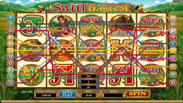 Sweet Harvest 1
