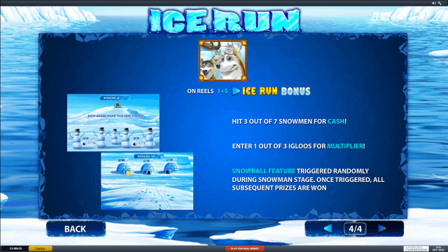 Ice Run 4