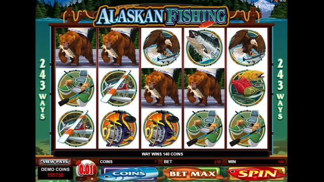 Alaskan Fishing 5