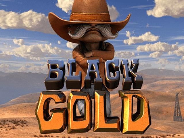 Black Gold (BetSoft) виртуальный игровой автомат от казино онлайн