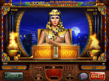 Riches Of Cleopatra 3